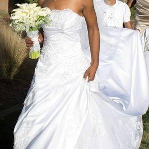 Pronovias Wedding Dress Size 0-2